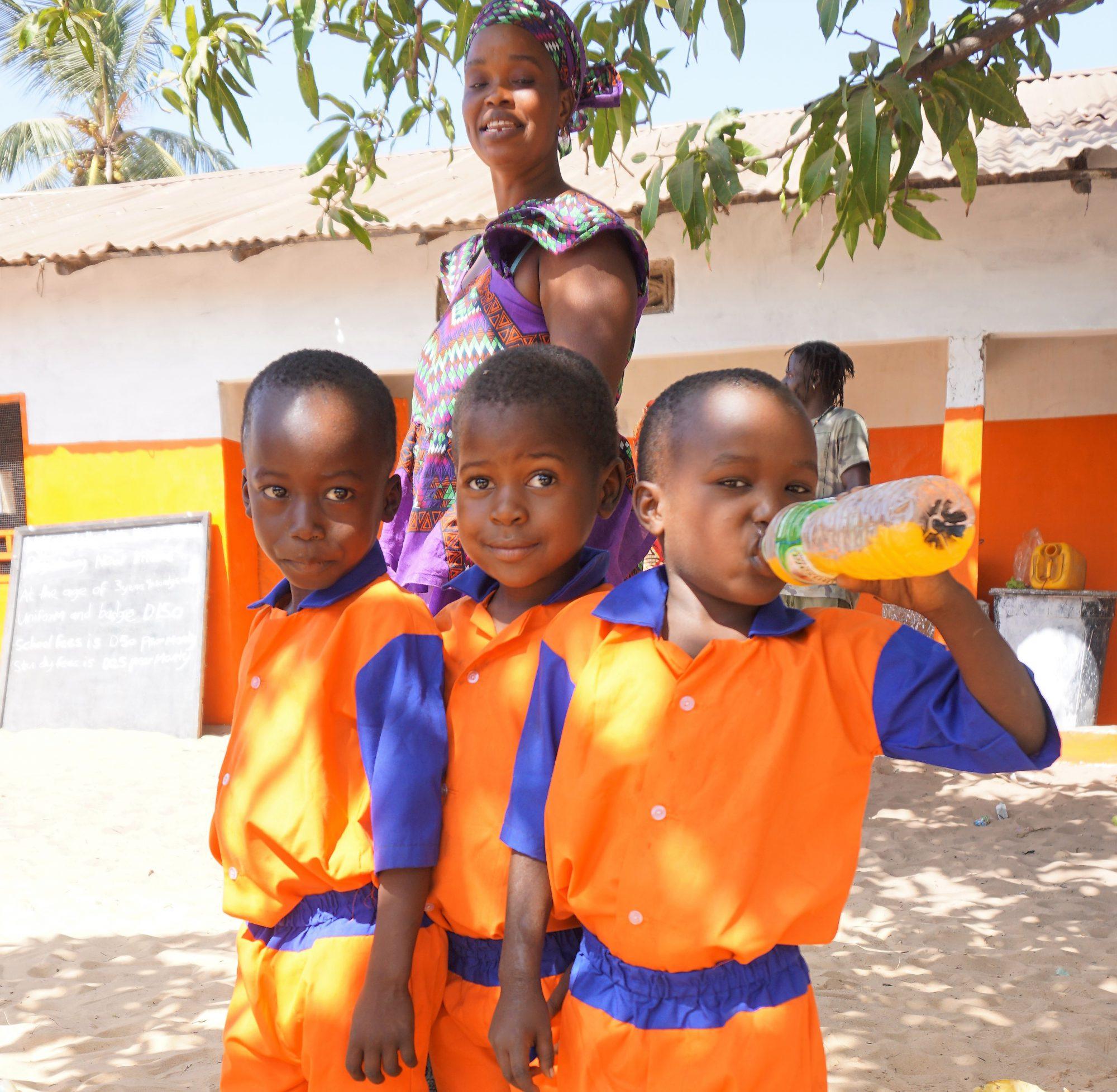 Gambia Nyodema